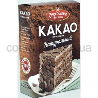 Какао-пор. Чоколатиер натур. 80 гр.