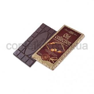 Шоколад горький с др. орех. 100 гр. Олд коллекшн