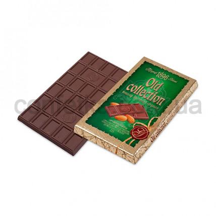 Шоколад молочный миндаль 200 гр. Олд коллекшн