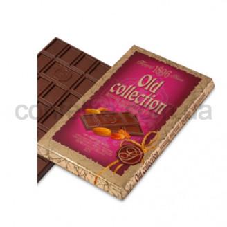 Шоколад молочный миндаль с изюм. 200 гр. Олд коллекшн