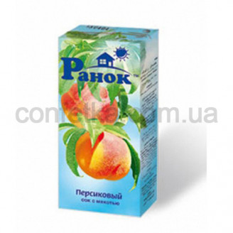 Сок Персик 0.2 л.