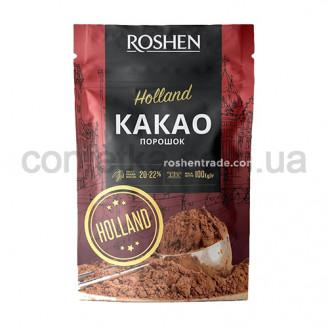 Какао-порошок 22% 100 гр.