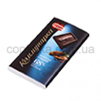 Шоколад горький 68% крафт 90 гр.