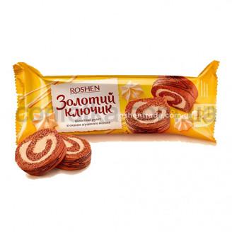 Рулет Золотий Ключик 180 гр.