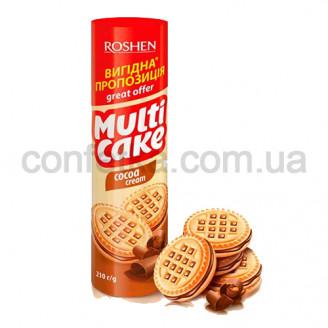Печ.- сенд. Мультикейк какао 210 гр.