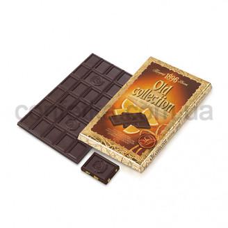 Шоколад горький с Апельсиновыми кус. 200 гр. Олд коллекшн