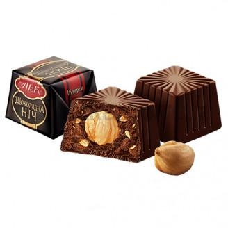 Конфеты Шоколадная ночь ассорти 170 гр.