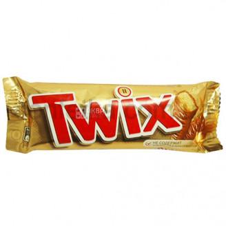 Шоколадный батончик Твикс 50 гр.