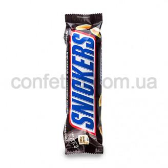 Шоколадный батончик Сникерс 50 гр.