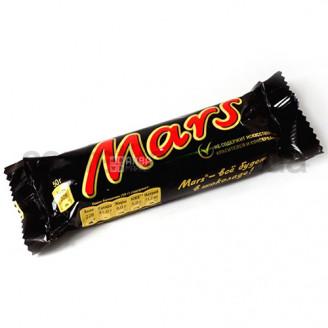 Шоколадный батончик Марс 51 гр.