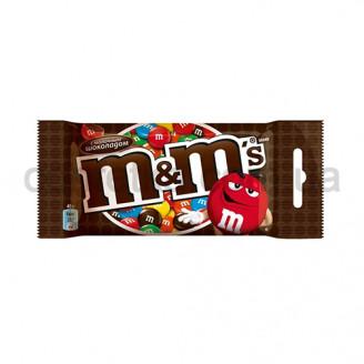 Драже М&М Шоколад 45 гр.