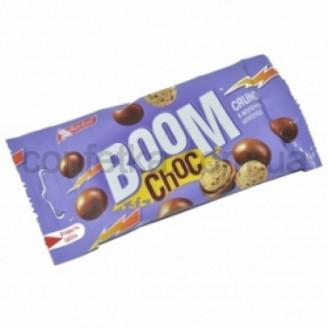 Драже Бум Чок Кранч шар. какао в молочном Шоколаде 30 гр.