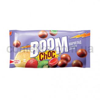 Драже Бум Чок марм. в молочном Шоколаде 45 гр.