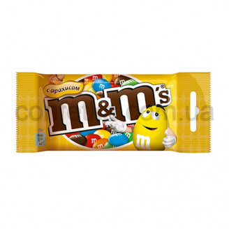 Драже М&М арахис 45 гр.