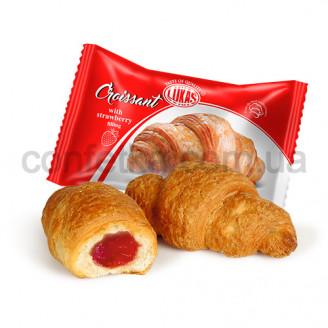 Печенье Круассанчик клубника